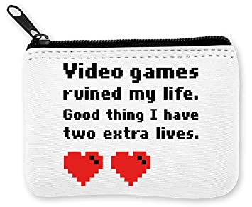 Video Games Ruined My Live Good Thing I Have Two Extra Lives ...