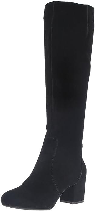 931bc54e36f Amazon.com   Steve Madden Women's Haydun Harness Boot   Knee-High