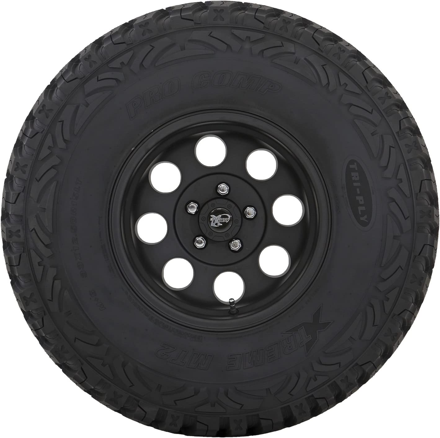 Amazon Com Pro Comp Xtreme Mt2 Radial Tire 315 70r17 Automotive