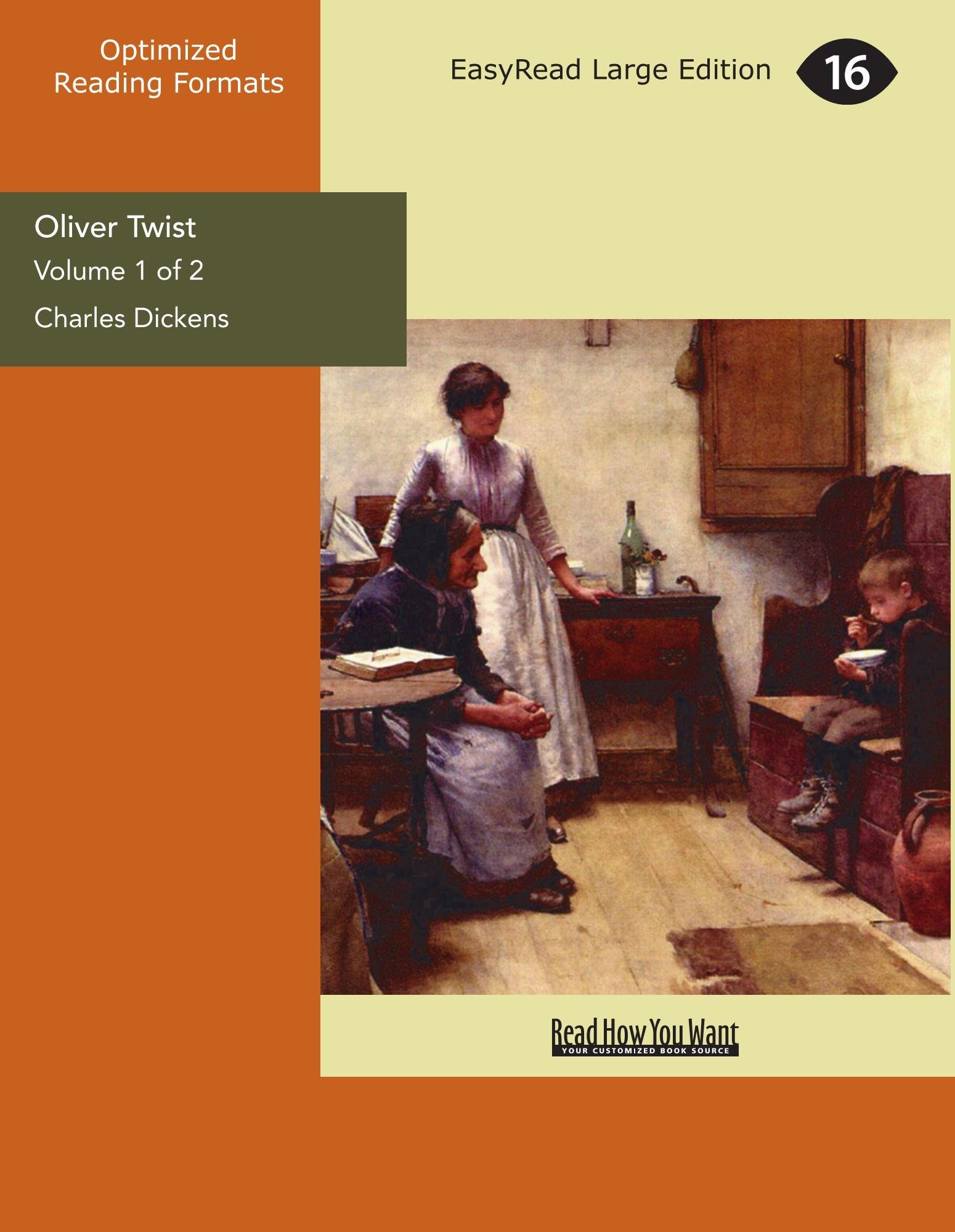 Download Oliver Twist, Vol. 1 pdf epub