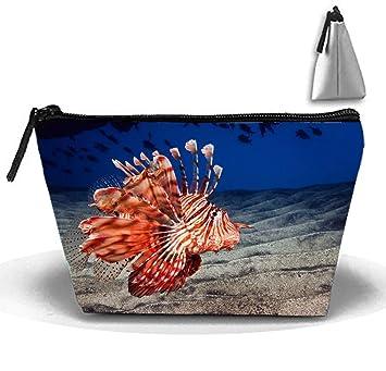 Bolso de artículos de tocador de viaje para peces del océano ...