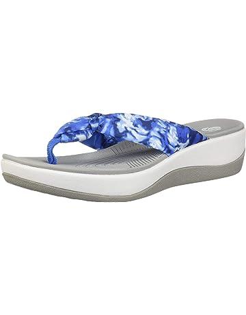 57d4e750bdcc Clarks Women's Arla Glison Flip Flop