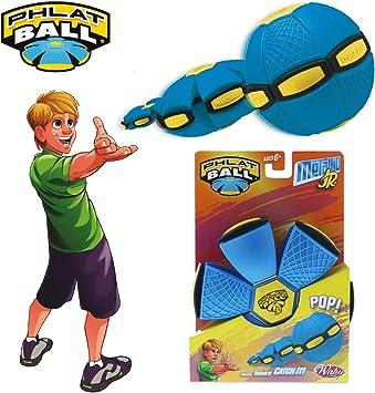 Goliath Phlat Ball Jr-Lanza un Disco y ¡coge una Bola, Multicolor ...