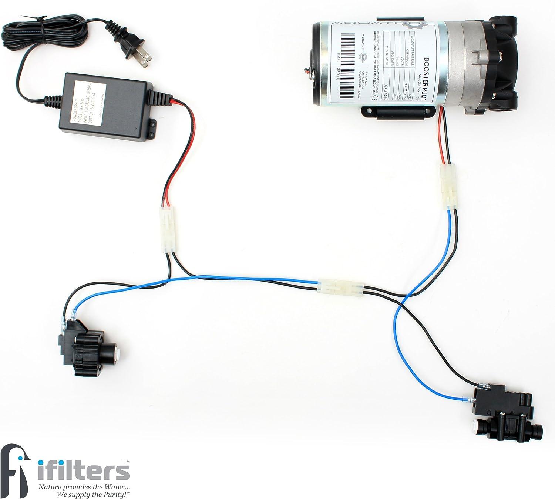 Hydronix BP100KIT Reverse Osmosis Booster Pump