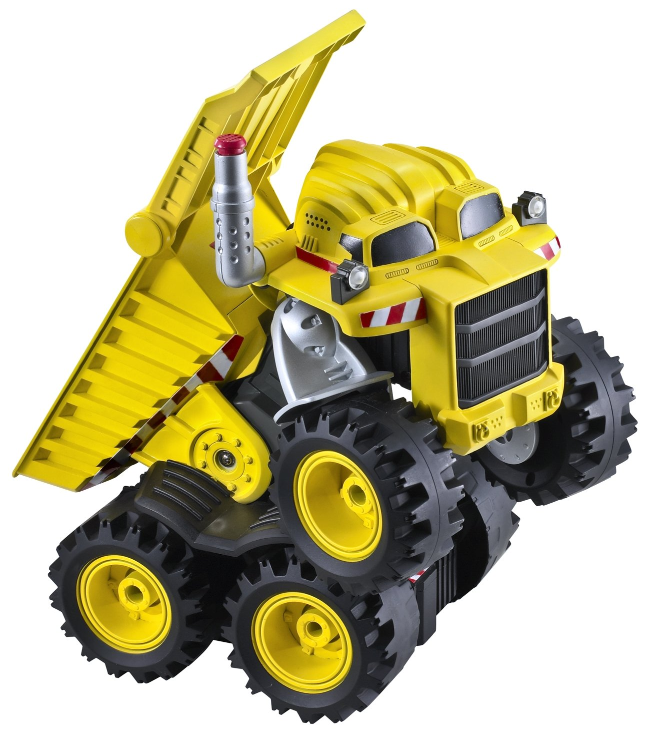 matchbox rocky the robot interactive dump truck amazon co uk