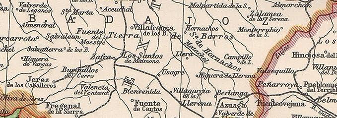 Amazon.com: Iberia sur. España y Portugal. Andalucía Murcia ...