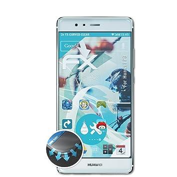 Bildschirmschutzfolien Handy-zubehör Atfolix 3x Displayschutzfolie Für Huawei P9 Max Schutzfolie Fx-antireflex-hd Verkaufspreis