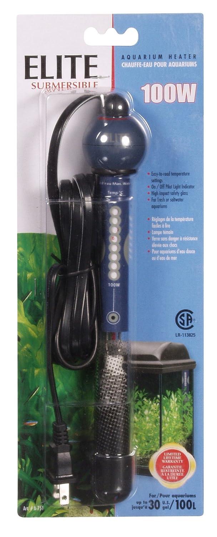 Marina Sumergible pre-set calentador, 100 W: Amazon.es: Productos para mascotas