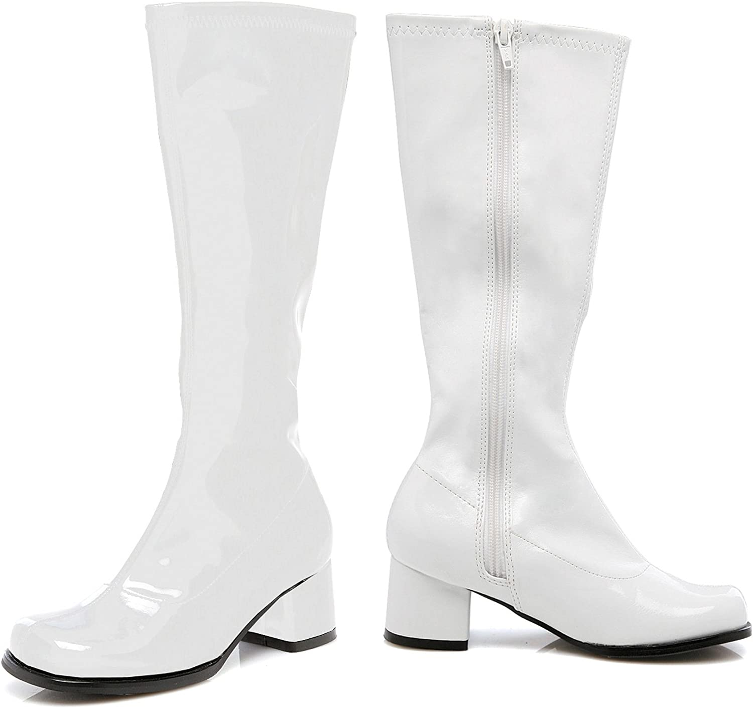 white boots for girls