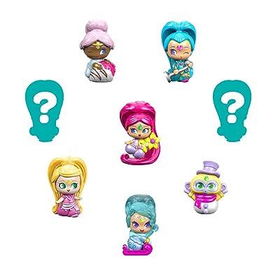 Fisher-Price Nickelodeon Shimmer & Shine, Teenie Genies, Series 2 Genie (8 Pack), #8: Toys & Games