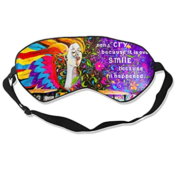 Eye Mask for Sleeping Natural Silk Sleep Mask Blindfold Super-Smooth & Skin-Friendly