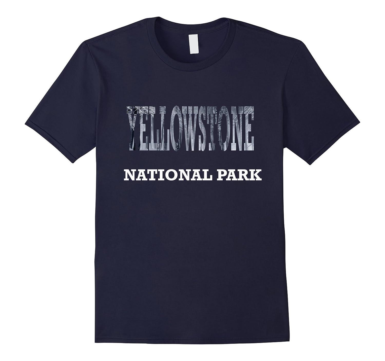 Yellowstone National Park Tee Shirt-TH