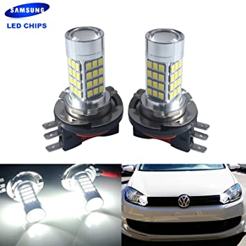 2x H15 64176 Bulbs SAMSUNG LED Headlight Daytime Running Light BMW 2 Series F22