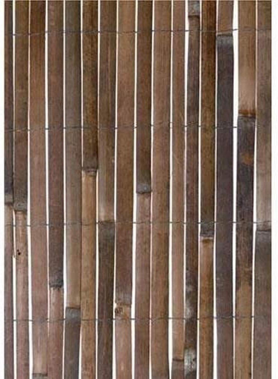 Gardman R669 Split Bamboo Fencing, 13' Long x 6' 6