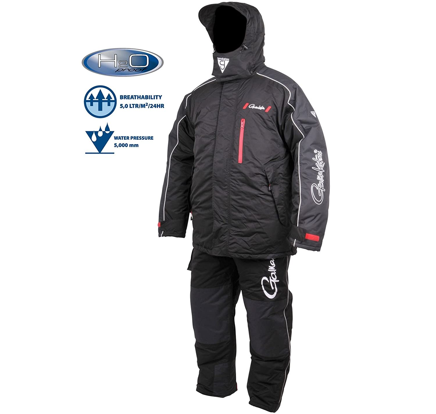 Amazon.com: gamaktsu Hyper traje térmico: Sports & Outdoors