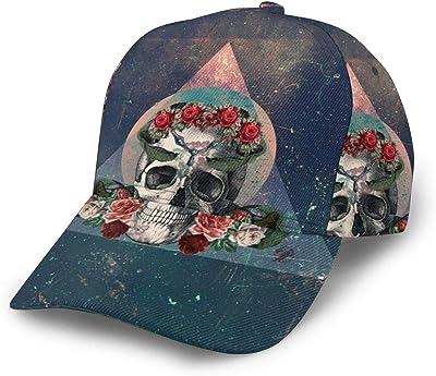 casquette tête de mort 4