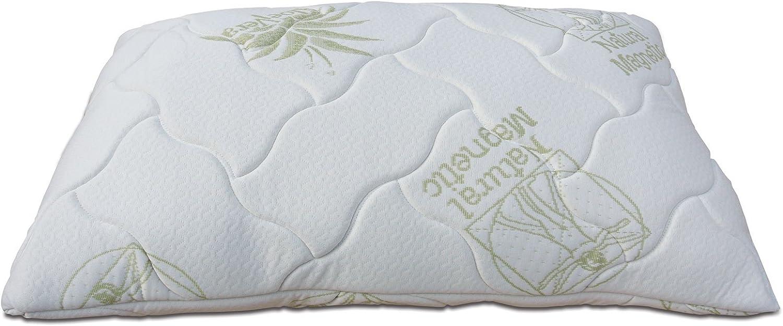 Materasso Memory Foam Baldiflex.Baldiflex Bow Cushion Pillow Memory Foam H12 72x42 Cm Size Aloe