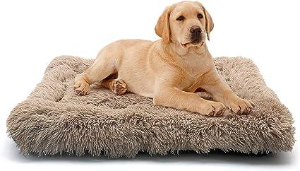 Anwa Dog Bed Medium Size Dogs Washable Dog Crate Bed Cushion Dog Crate Pad Medium Dogs 30 Inch Amazon Co Uk Kitchen Home