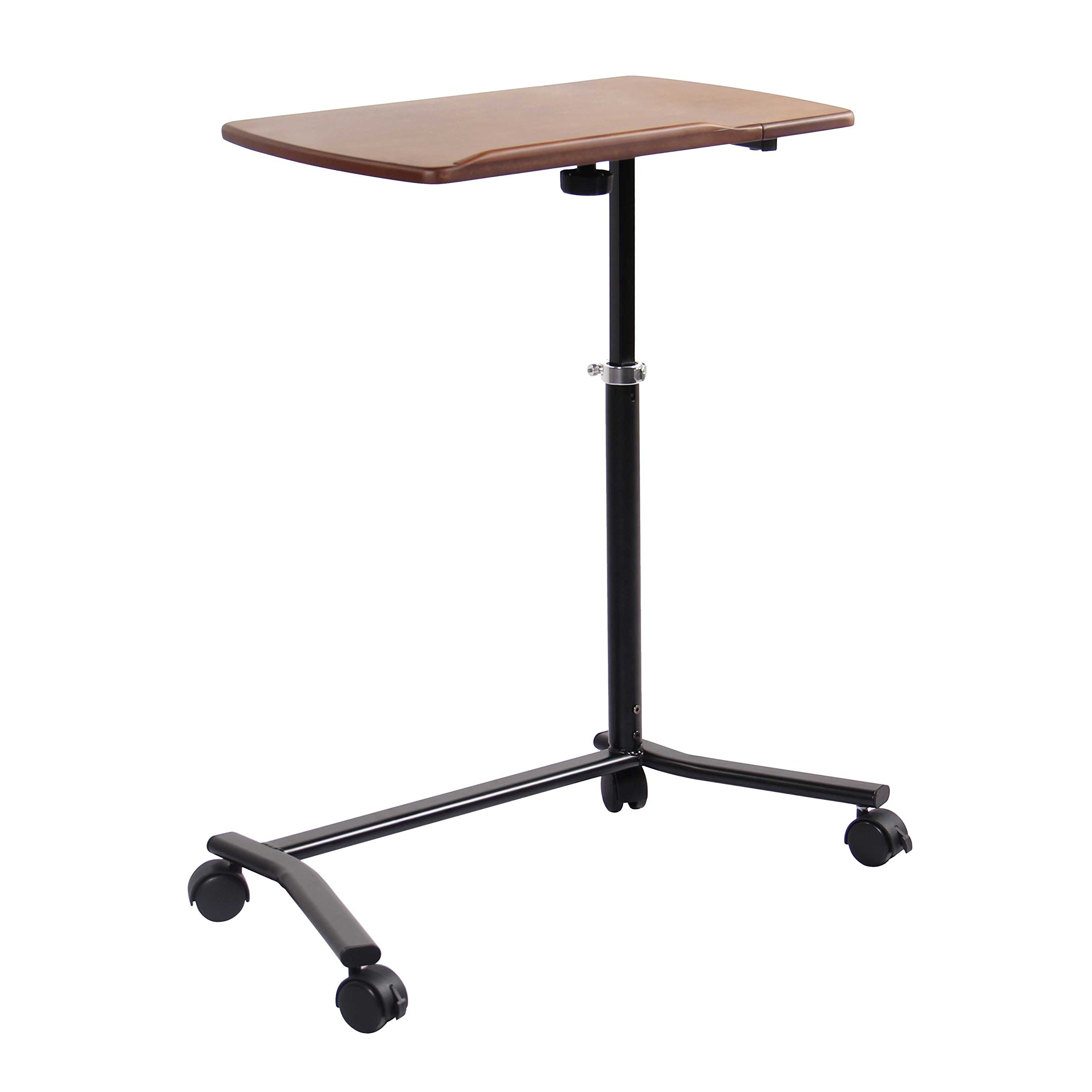 HomeRoots Furniture Laptop Table - Chestnut