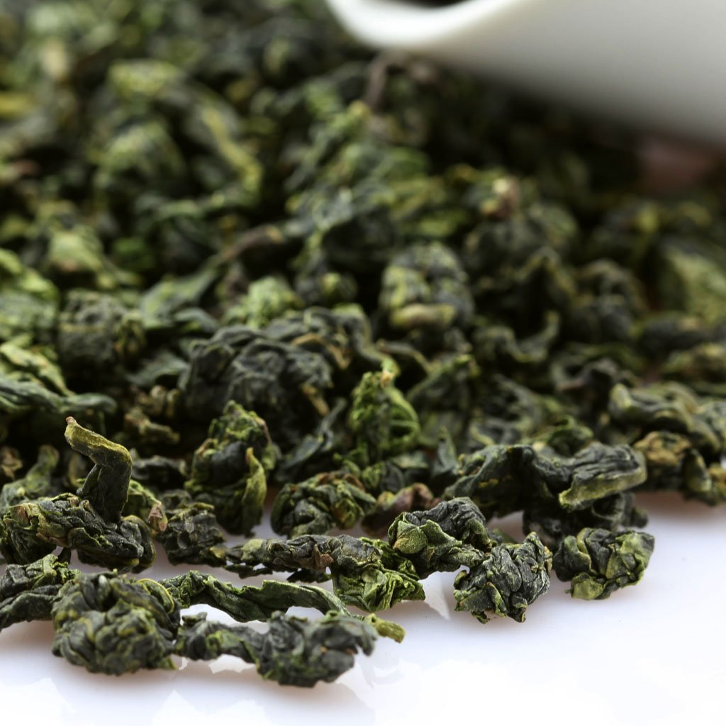 GOARTEA 1000g (35.2 Oz) Organic Top Grade Fujian Anxi High Mount. Tie Guan Yin Tieguanyin Iron Goddess Chinese Oolong Tea by GOARTEA (Image #4)
