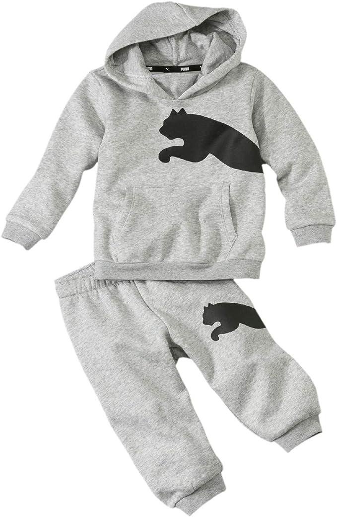 PUMA Minicats Cat Jogger FL Chándal, Unisex niños: Amazon.es: Ropa ...