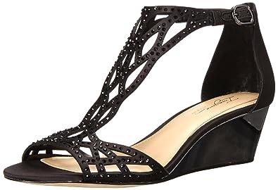 898f585d436 Imagine Vince Camuto Women s Jalen Wedge Sandal  Amazon.co.uk  Shoes ...