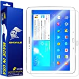 ArmorSuit MilitaryShield - Samsung Galaxy Tab 3 10.1 Tablet Screen Protector - Anti-Bubble Ultra HD Shield w/ Lifetime Replacements