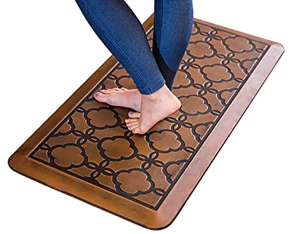 Urvigor Kitchen Anti Fatigue Mats Comfort Mats Kitchen Floor Mats Standing  Mat, Relieves Foot,
