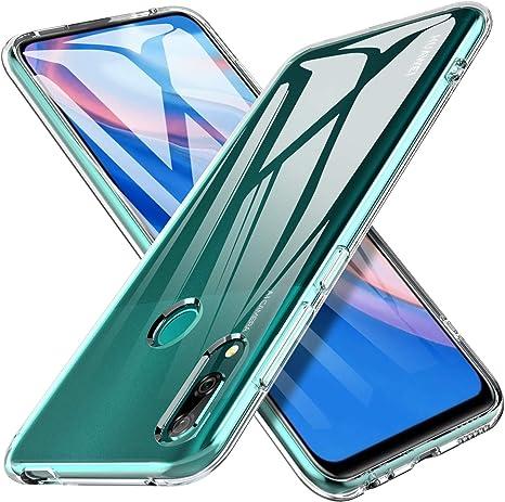 iBetter para Funda Huawei P Smart Z Funda, TPU con Superficie Mate Silicona Fundas para Huawei P Smart Z Smartphone.Transparente: Amazon.es: Electrónica