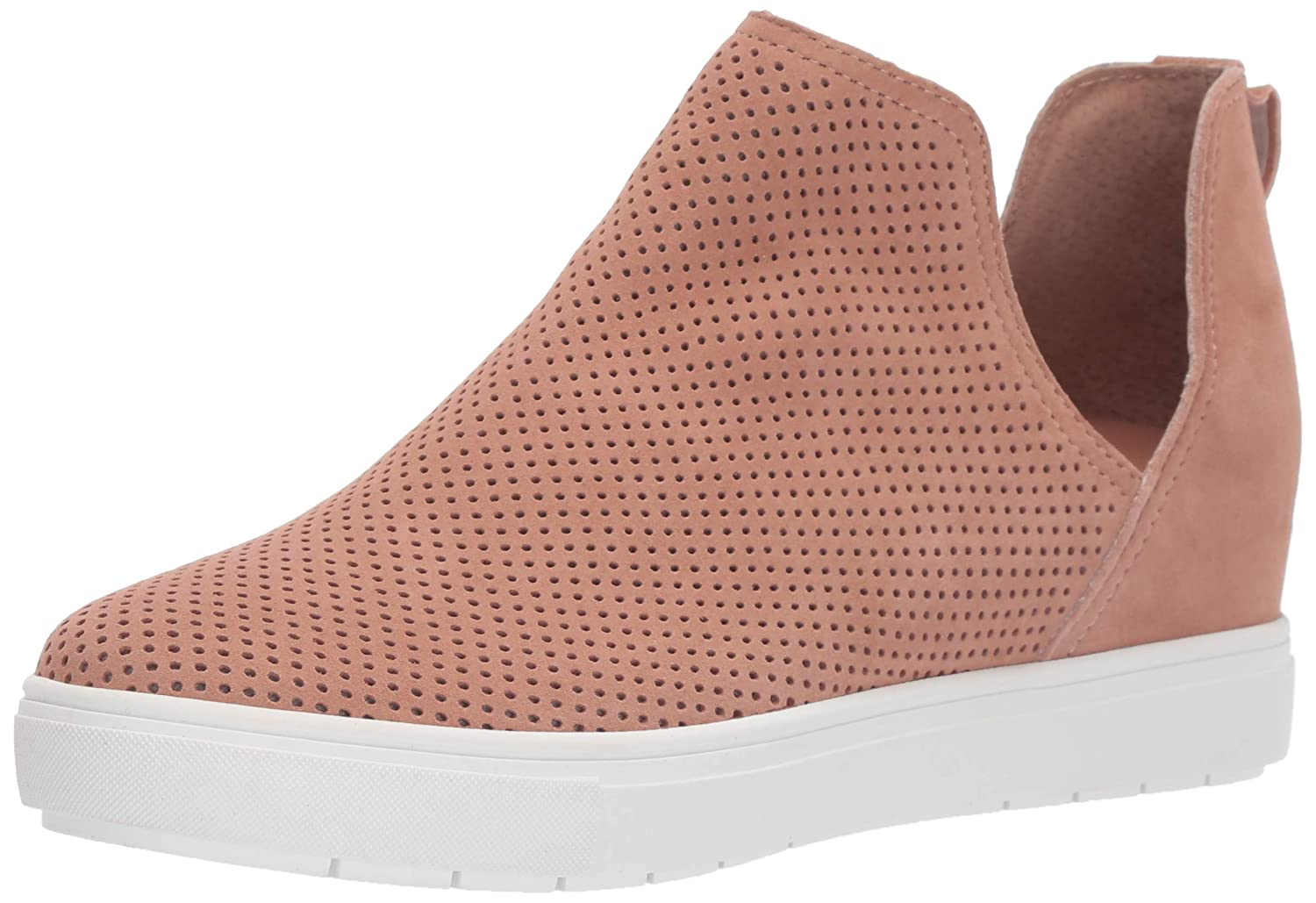 Nude Suede STEVEN by Steve Madden Womens Canares-p Sneaker