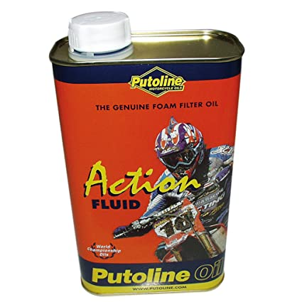 luftfilteröl Putoline 1 L. Lata, Action Fluid