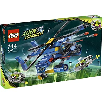 LEGO Space Jet-Copter Encounter 7067: Toys & Games