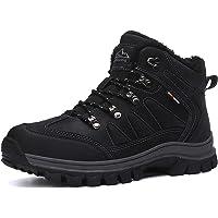 AX BOXING Hombre Botines Zapatos Botas Nieve Invierno
