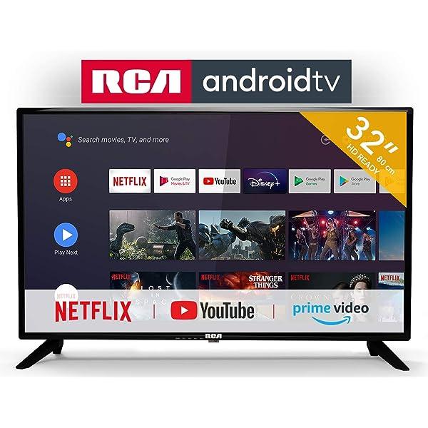 TCL 32ES560 Televisor de 32 pulgadas, Smart TV con HD, HDMI, USB, WiFi y Sintonizador Triple, Color Negro: Amazon.es: Electrónica