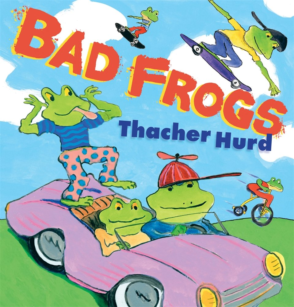 Download Bad Frogs pdf epub