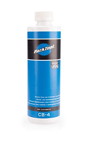 Park Tool Cb-4 Bio Chainbrite Bicycle Chain & Component Cleaning Fluid