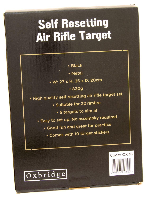 pour sentra/îner au tir avec pistolet /à air comprim/é Oxbridge se remettent en place Support de cibles