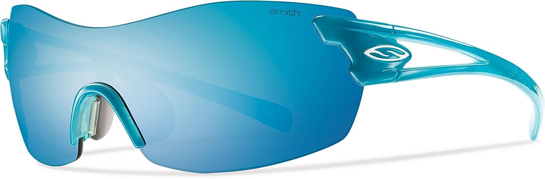 Aqua bleu Mirror + Ignitor + Transparent  SMITH Pivlock Arena N Lunettes de Soleil