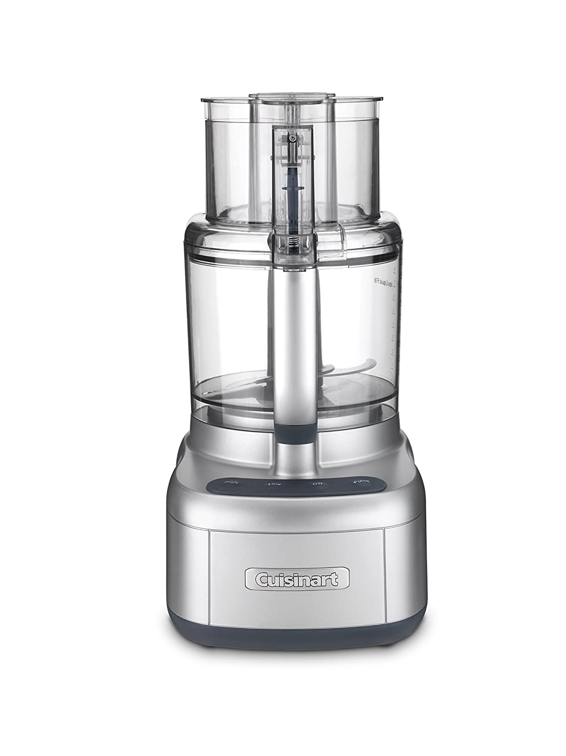 Cuisinart FP-11SVFR Elemental 11 Cup Food Processor; Silver(Certified Refurbished)