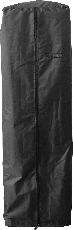 Hiland HVD-GTTCV-B Heavy Duty Waterproof Glass Tube Tabletop Heater Cover-39-Black, Paprika