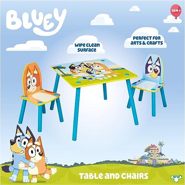 Bluey and Bingo Kids Furniture Set