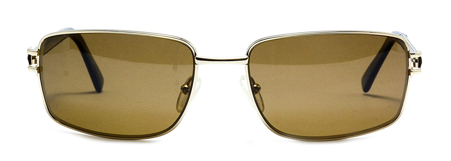 Sunglasses Trussardi TE21322 A85 classical sunglasses with carbon temples