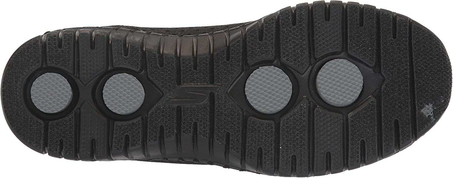 Skechers Women's Go Walk Smart-Light Sneaker Black