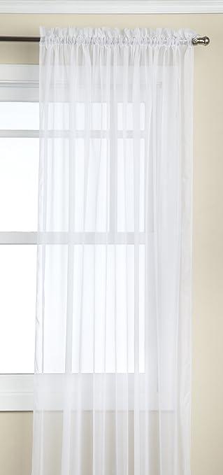 Amazon.com: Stylemaster Elegance Sheer 1000 Twist 60-Inch by 63 ...