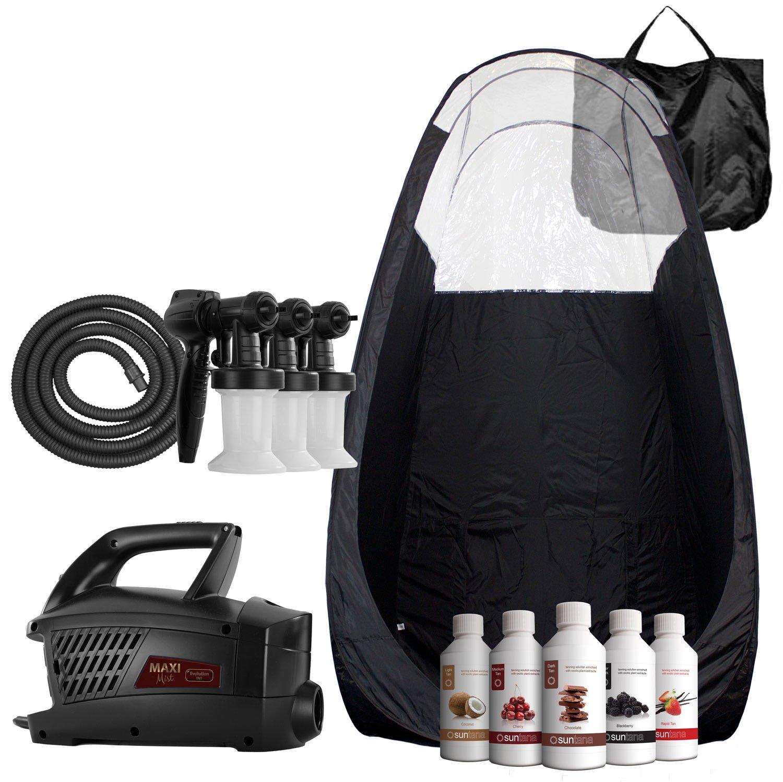 Maximist Evolution TNT Spray Tanning Complete Kit