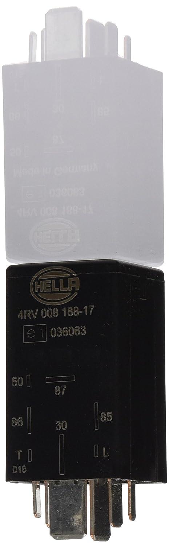 HELLA 4RV 008 188-171 Unidad de control, tiempo de incandescencia Hella KGaA Hueck & Co.