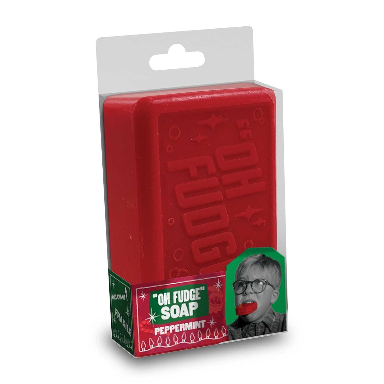 Amazon.com : A Christmas Story Oh Fudge Soap Peppermint Scent : Beauty