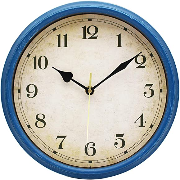 Filly Wink Retro Wall Clock Non Ticking
