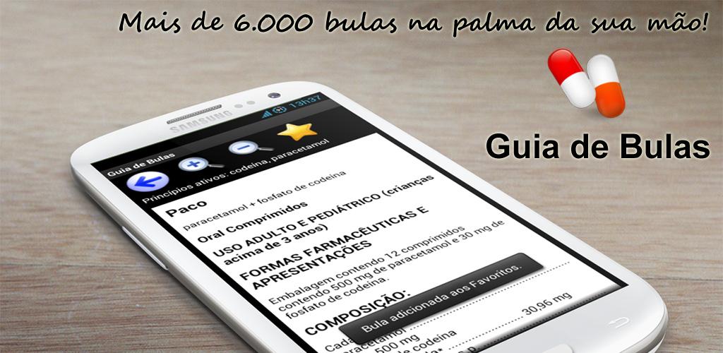 Amazon.com: Guia de Bulas: Appstore for Android