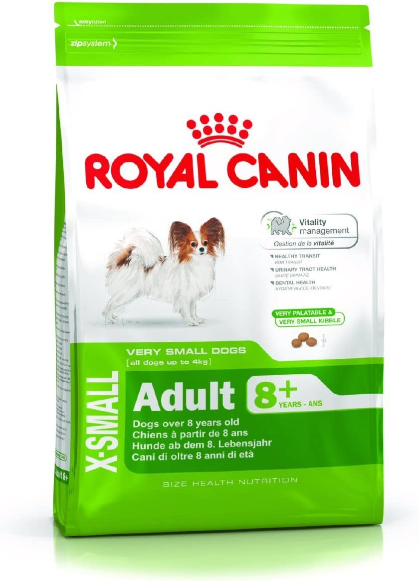 Royal Canin C-083704 X Small Mature 8+ - 1.5 Kg